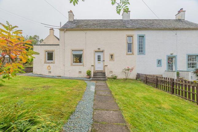 3 bed semi-detached house for sale in Kinlochard Cottages, Aberfoyle, Stirling FK8