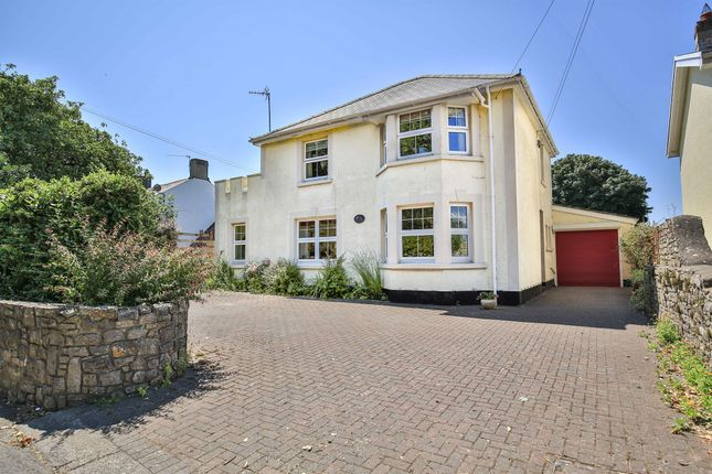Thumbnail End terrace house for sale in High Street, Llantwit Major