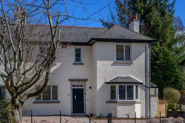 Thumbnail Semi-detached house for sale in Tillydrone Avenue, Aberdeen