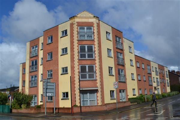 Thumbnail Flat to rent in Borron Road, Newton-Le-Willows