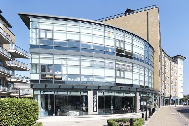 Thumbnail Office to let in Omega House, Smugglers Way, Wandsworth