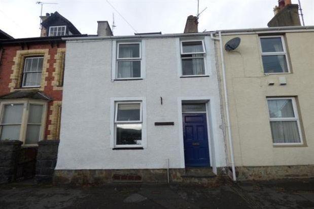 Thumbnail Terraced house to rent in Garth Road, Bangor