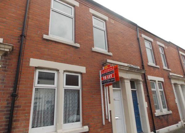 Thumbnail Flat to rent in Salisbury Street, Blyth