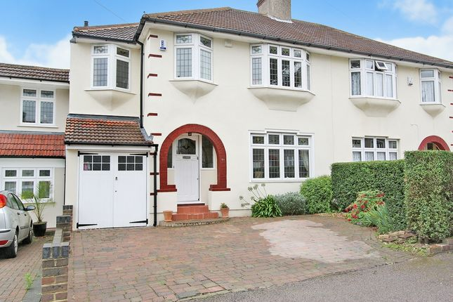 Thumbnail Terraced house to rent in Hollingbourne Avenue, Bexleyheath