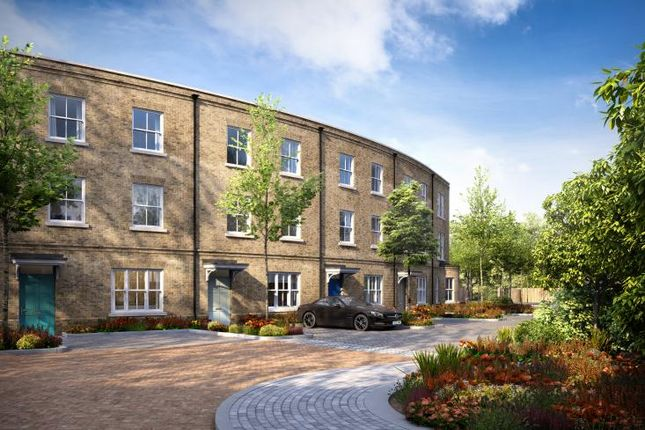 Thumbnail Property for sale in Richmond Chase, Ham Gate
