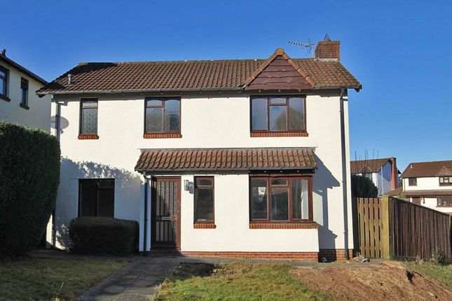 Thumbnail Detached house for sale in Buttercombe Close, Ogwell, Newton Abbot