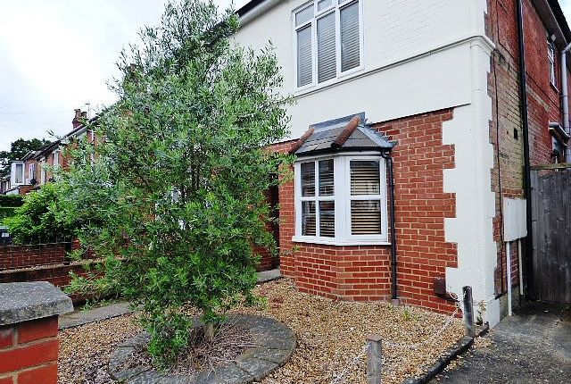 Thumbnail Semi-detached house to rent in Twyford Road, Eastleigh