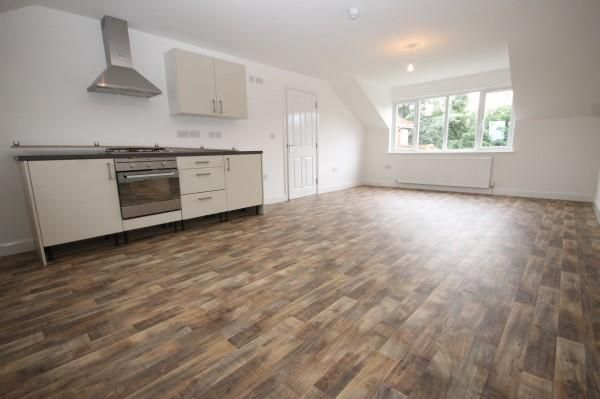 2 bed flat to rent in St. Faiths Road, Old Catton, Norwich NR6