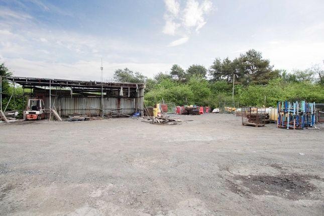 Thumbnail Commercial property for sale in East Burnside, Kinglassie