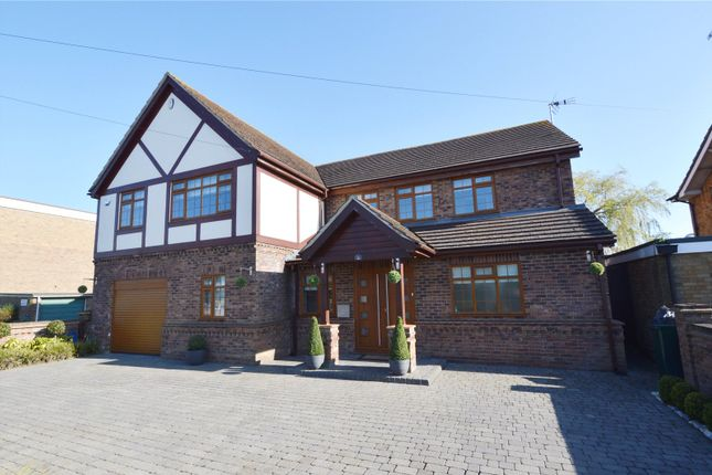Thumbnail Detached house for sale in Wyatts Drive, Thorpe Bay, Essex
