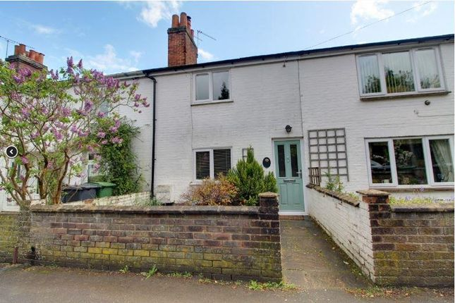 Thumbnail Terraced house to rent in Andover Road, Newbury