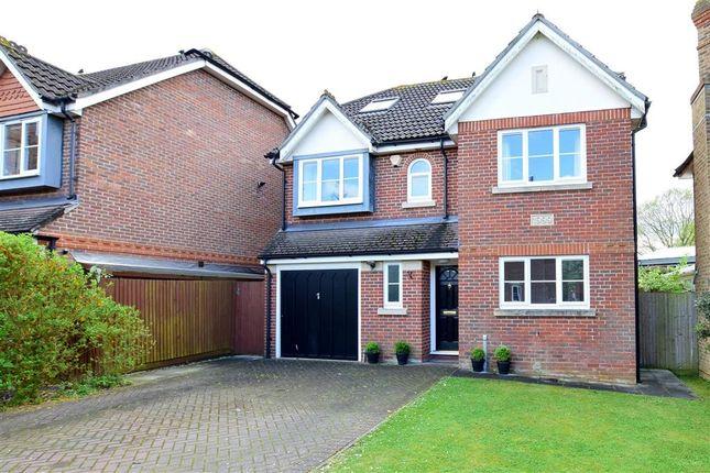 Thumbnail Detached house for sale in Copper Beech View, Tonbridge, Kent