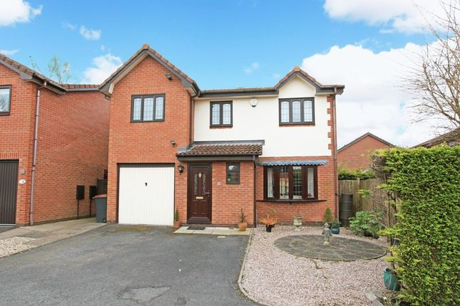 Thumbnail Detached house for sale in 15 Lower Park Drive, Shawbirch, Telford
