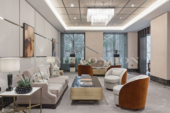Thumbnail Flat for sale in Thirty Casson Square, Southbank Place, London