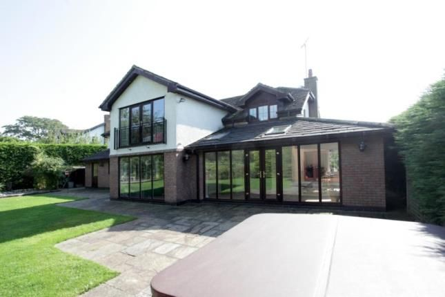 Thumbnail Property for sale in Prestwick Close, Tytherington, Cheshire