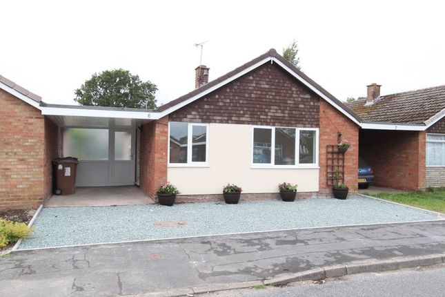 Detached bungalow for sale in Fraser Close, Stone