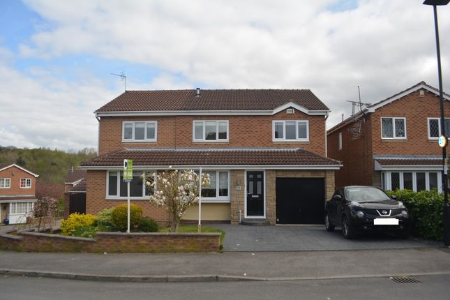 5 bed detached house for sale in Dowland Avenue, High Green, Sheffield