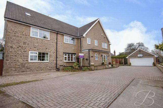 Thumbnail Detached house for sale in Matlock Avenue, Mansfield