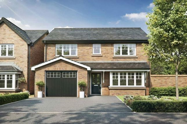 Thumbnail Detached house for sale in Grasmere Avenue, Farington, Leyland