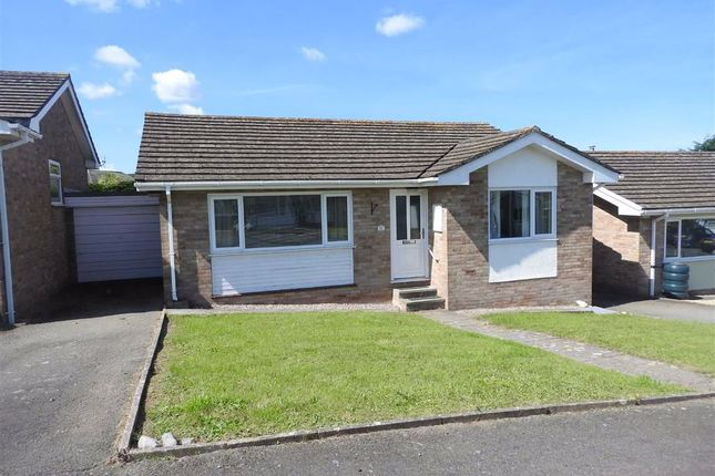 Thumbnail Detached bungalow for sale in Ffordd Y Bedol, Aberporth, Ceredigion