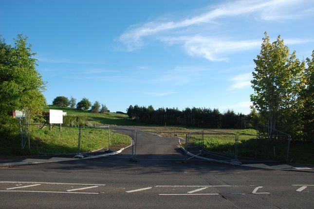Entrance of Craigs Road, Dumfries DG1