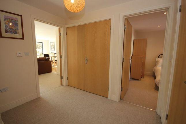 Hallway of Harford Court, Derriford, Plymouth PL6