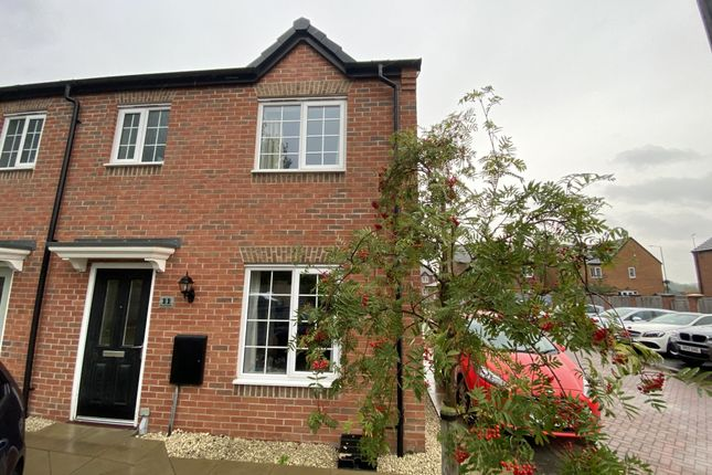 3 bed end terrace house to rent in Dove Road, Mexborough, South Yorkshire S64