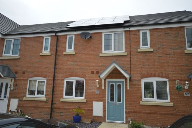 Thumbnail Terraced house to rent in Heritage Way, Llanymynech