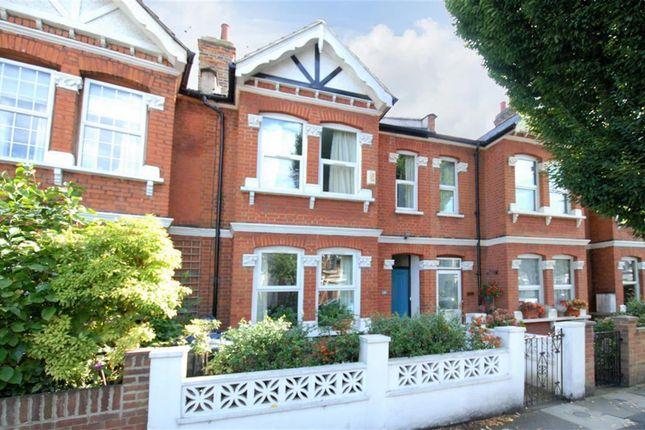 Thumbnail Terraced house for sale in Regina Terrace, Ealing, London
