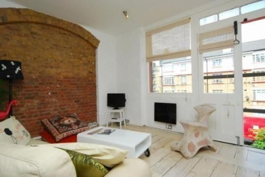 Thumbnail Terraced house to rent in Leigh Hunt Drive, London