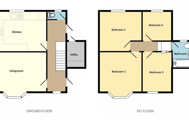 Thumbnail Property to rent in Outer Circle, Taunton