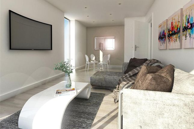 Thumbnail Flat for sale in William Hunter Way, Brentwood, Essex