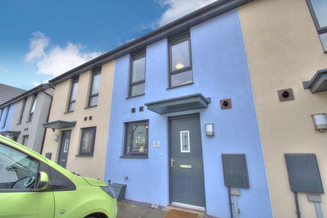 Thumbnail Terraced house for sale in Rhodfa Cambo, Barry