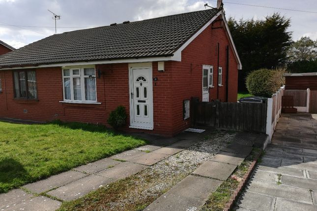 Thumbnail Bungalow to rent in Pennystone Close, Wirral
