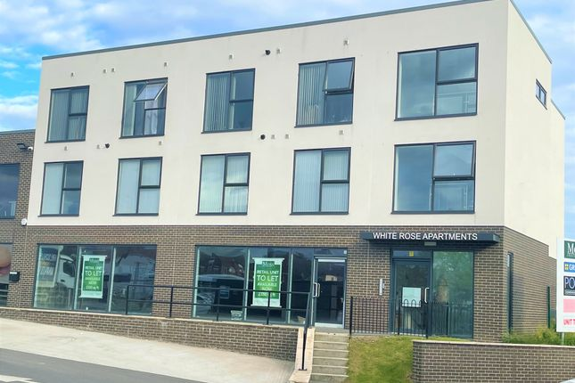 2 bed flat to rent in White Rose Apartments, White Rose Way, Doncaster DN4