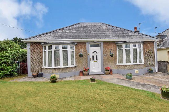 Thumbnail Detached bungalow for sale in Pembroke Road, Merlins Bridge, Haverfordwest