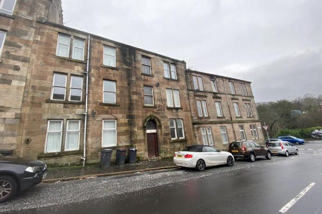1 bed flat to rent in Dempster Street, Greenock PA15