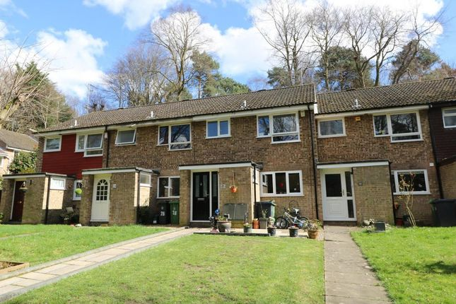 Thumbnail Terraced house to rent in Glassonby Walk, Camberley