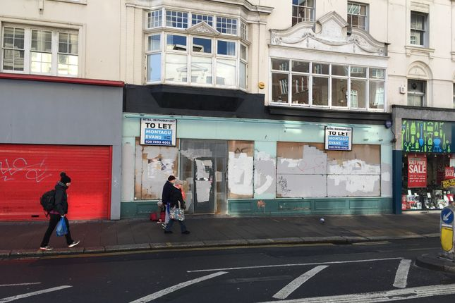Thumbnail Restaurant/cafe to let in 72 - 73 Western Road, Brighton