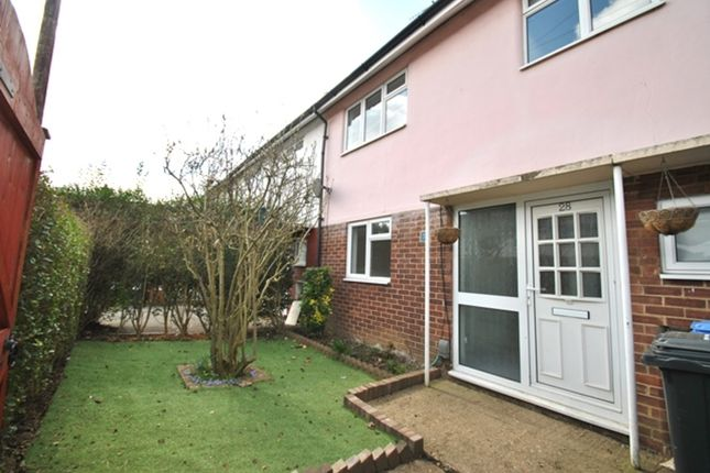 Thumbnail Terraced house to rent in The Croft, Welwyn Garden City