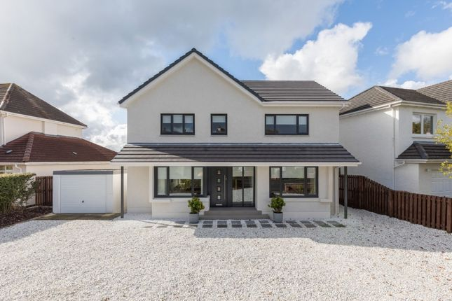 Thumbnail Property for sale in 11 Hillcrest Drive, Newton Mearns