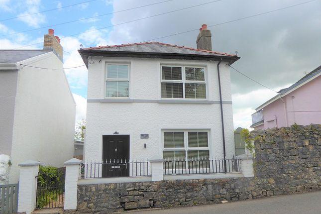 Thumbnail Detached house for sale in Cefn Glas Road, Bridgend, Bridgend County.