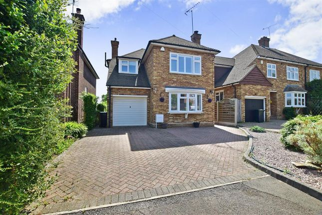 Thumbnail Detached house for sale in Davys Place, Gravesend, Kent