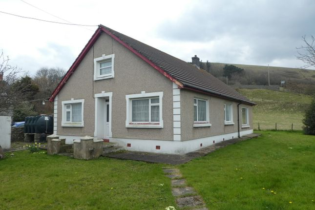 Thumbnail Detached bungalow for sale in Aberarth, Aberaeron