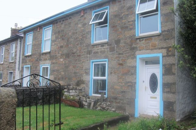 Thumbnail Semi-detached house to rent in North Parade, Camborne