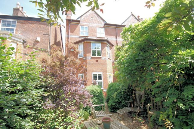 Thumbnail Town house for sale in Manchester Road, Knutsford