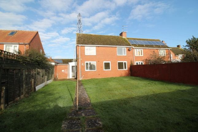 Thumbnail Semi-detached house to rent in Seabrook Avenue, Exeter