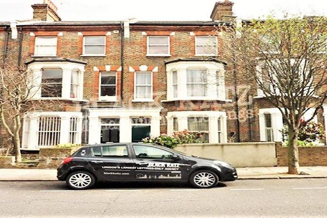 Thumbnail Flat to rent in Portnall Road, London