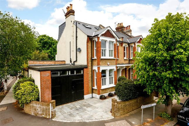 Thumbnail Semi-detached house for sale in Rayleigh Road, London