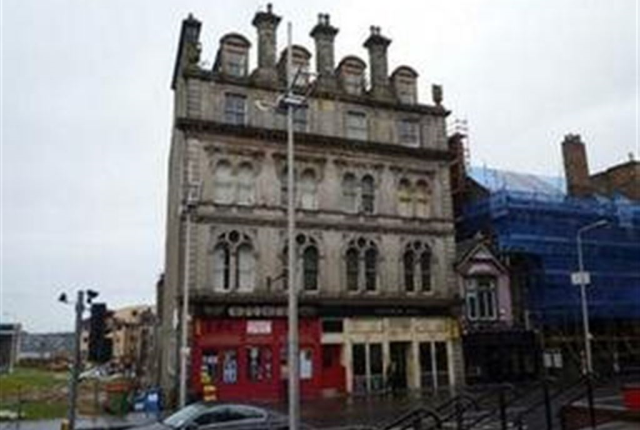 Thumbnail Flat to rent in Tr Nethergate, Dundee